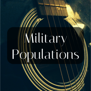 Music Therapy Military Populations